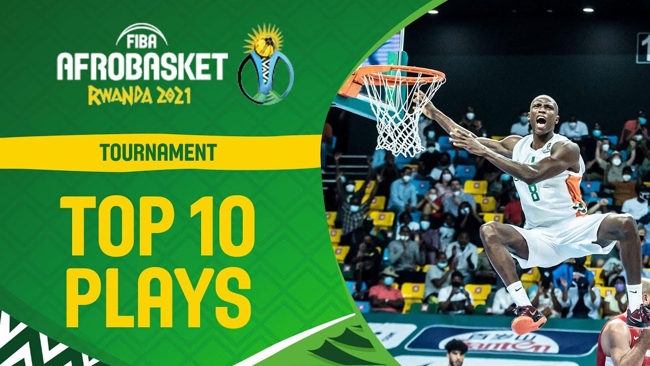 Nike Top 🔟 Plays ☄️ | FIBA AfroBasket 2021