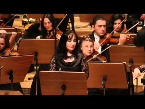 "Elena Mosuc - ""Casta Diva"" , Norma, Bellini - Casa Radio - Sala Radio , Bucharest"