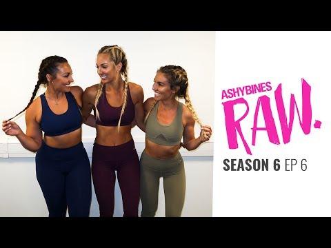 Ashy Bines RAW Season 6 Episode 6   LONDON