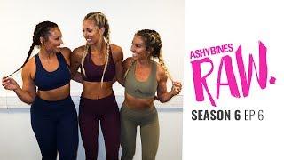 Ashy Bines RAW Season 6 Episode 6 | LONDON