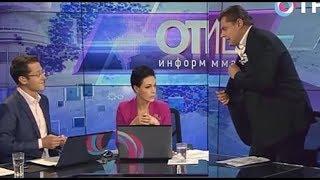 Исторический беспредел ! Шок в студии .Панасенков жгёт !!!