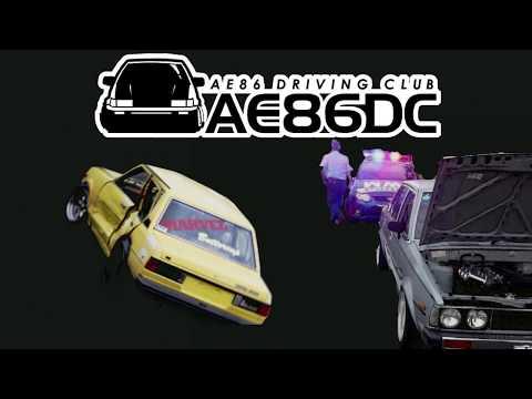 AE86 Drift Fest Zero 1 - Raleigh International Raceway