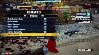 Dead Rising 2 Off The Record Gamebreaker DLC Gameplay HD
