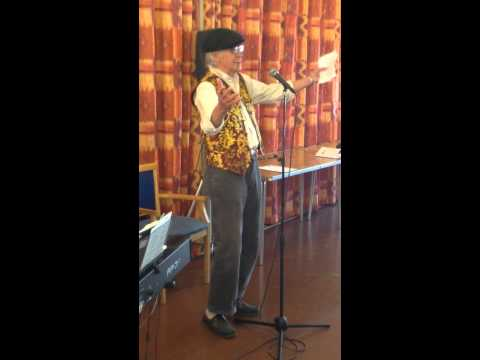 John Harrold Entertains with