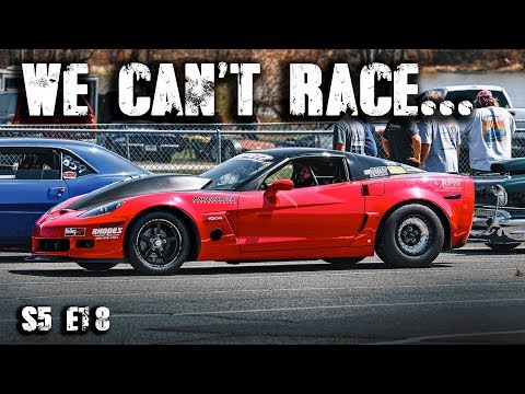 We Can't Go Racing... | RPM S5 E18