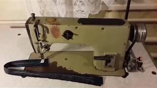 видео Промышленные Швейные Машины Тупикал - инструкция, характеристика, ремонт, запчасти