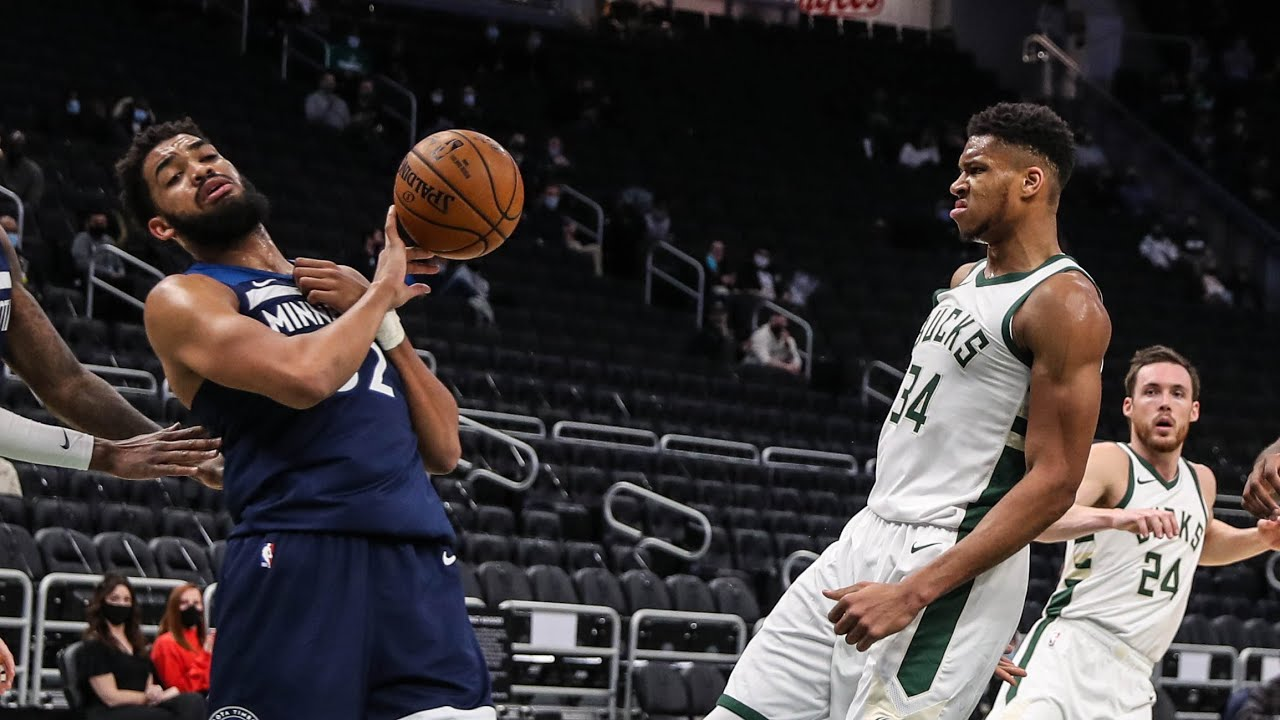 Highlights: Bucks 139 - Timberwolves 112 | Giannis Antetokounmpo 37 PTS - 8 REB - 8 AST | 2.23.21