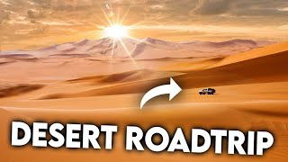 Living the Adventure Travel Camping DREAM! ⛺️Oman Roadtrip