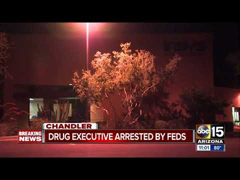 Founder of Valley opioid manufacturer Insys arrested; company at center of fraud lawsuit
