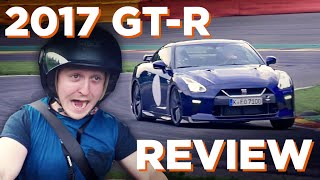 2017 Nissan GT-R Review: Sexier, Better And More Brutal On Track