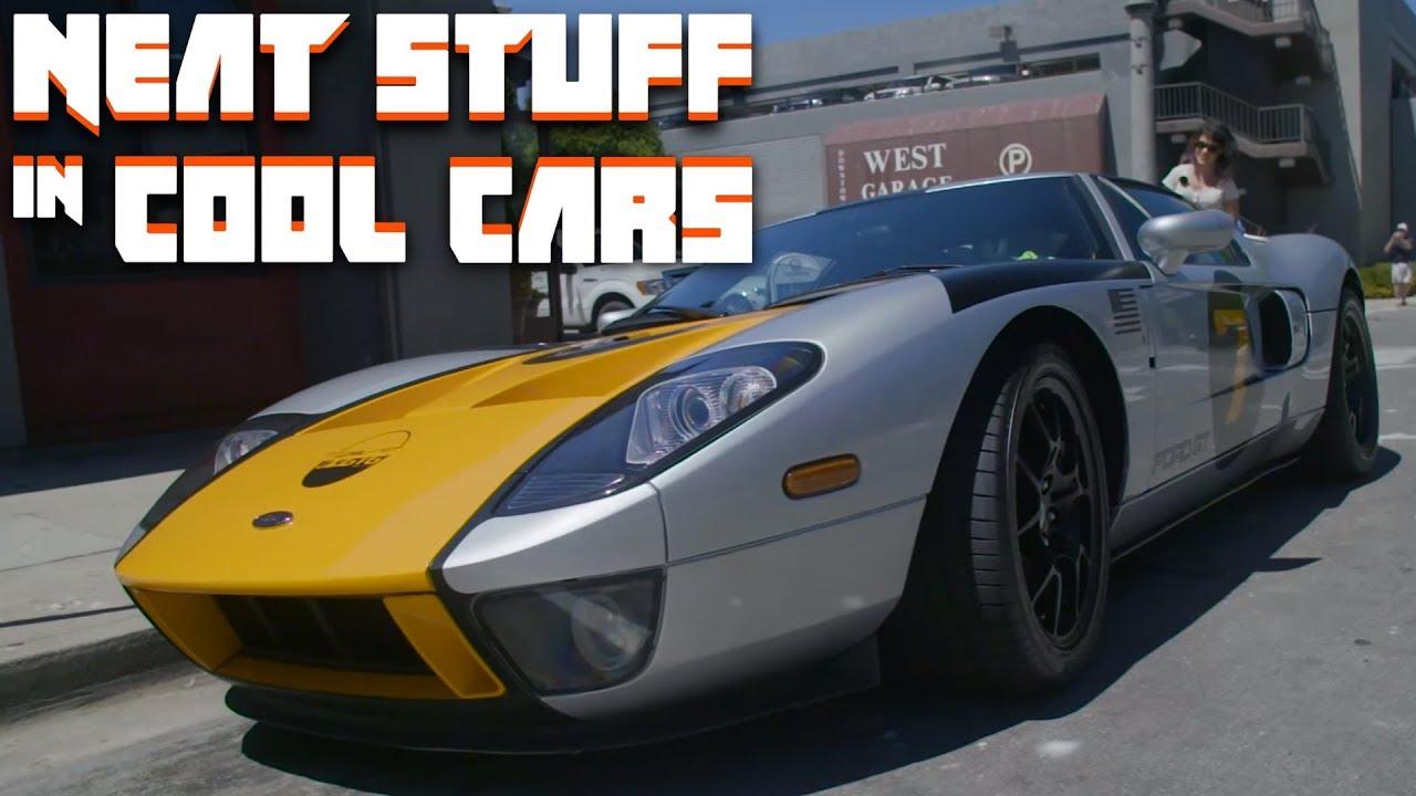 Camilo Pardo Explains The Ford Gt Neat Stuff In Cool Cars Jalopnik