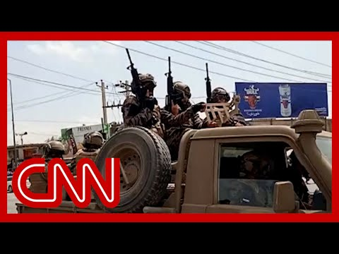 Taliban escorted Americans to Kabul airport in secret