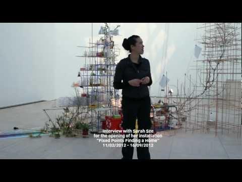 Artist's Talk: Sarah Sze