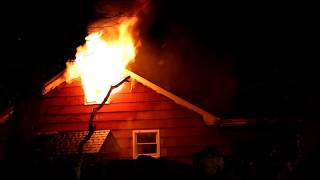 HOUSE FIRE IN MANORVILLE CRITICALLY BURNS TWO OCCUPANTS