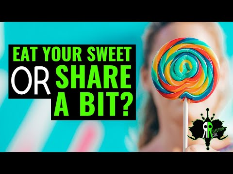 Would You Share Your Candy? Psychological Egoism.
