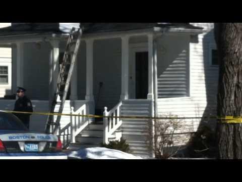 Police investigate West Roxbury death