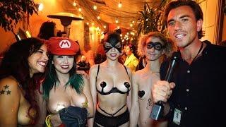 Craziest Goth Bar in L.A. - Bar Sinister