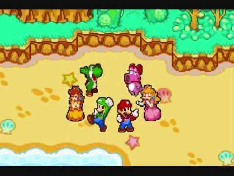 The Survivor Season 1: Mario Edition: The  Teams