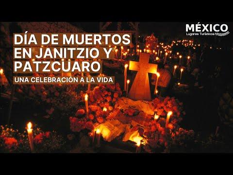 Una celebración a la vida | Día de Muertos en Janitzio y Pátzcuaro Michoacán México | Cómo es