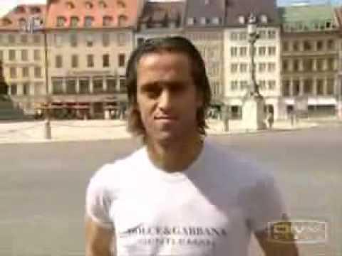 Ali Karimi's Interview in German (FC Bayern München)