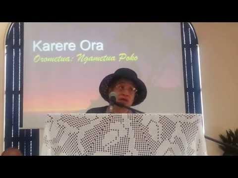 Sermon, Ngametua Poko