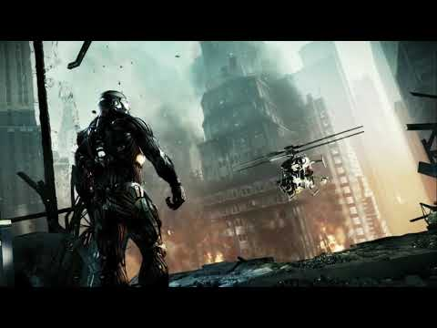 Вступительный ролик Crysis 2 великолепен Game intro as real movie