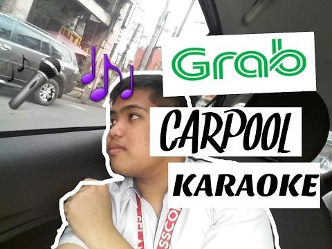 CARPOOL KARAOKE SA LOOB NG GRABCAR (Masaya 'to) | MarcArleson