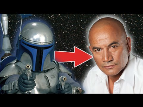 Star Wars: Where Are They Now? 6  Temuera Morrison