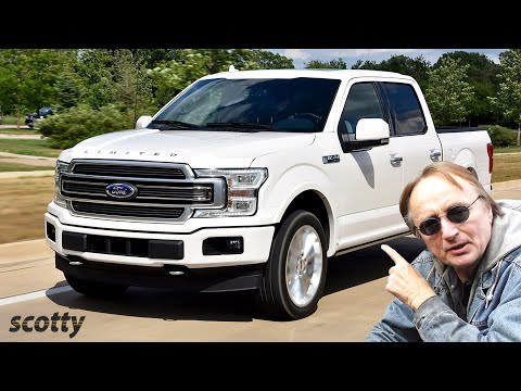 Ford Just Made an Electric F-150 Pickup Truck (and I Want One)