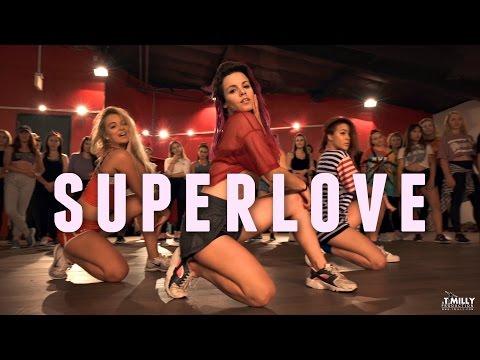 Tinashe – Superlove – Choreography by Jojo Gomez – Filmed by @TimMilgram