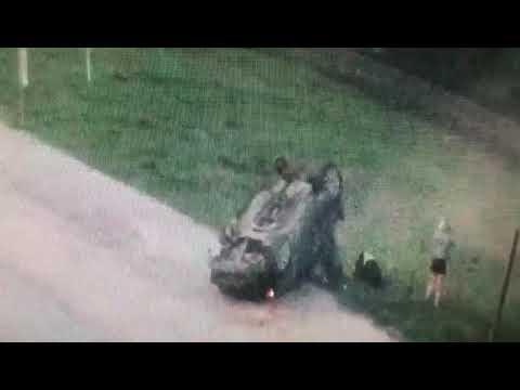 ДТП в Зеленодольске - погиб пассажир (часть 1)