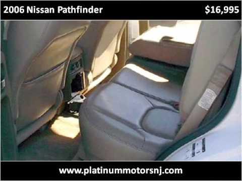 2006 Nissan Pathfinder Used Cars Freehold NJ - YouTube