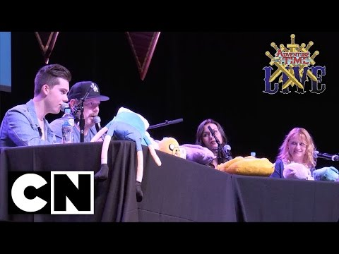Adventure Time | Live Script Read | Go With Me