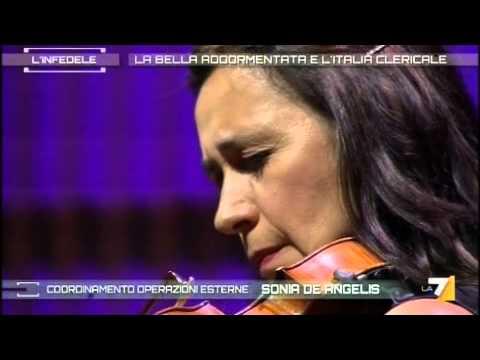 L'Infedele - SONIG TCHAKERIAN - Sarabanda dalla partita in re minore
