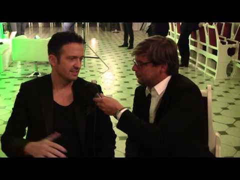 ECHO Klassik 2012 - Till Brönner nach seiner Laudatio