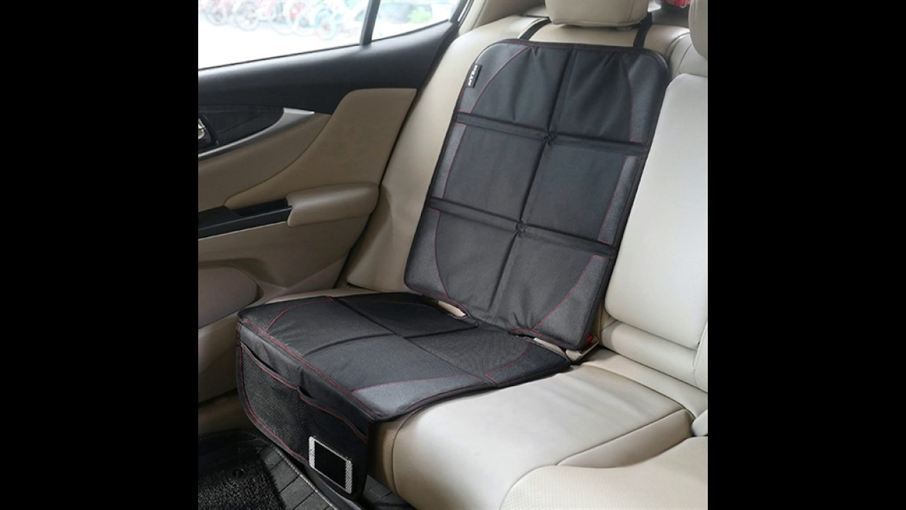 25ea7fccb Protector de asiento de coche iregro la mejor protección para los asientos  de los coches del niño y. bebe y maternidad