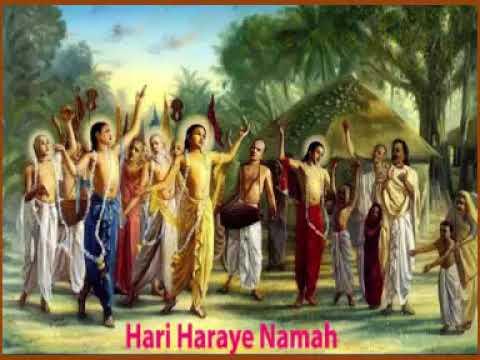 Hari Haraye Namah | Iskcon Aarti Bhajan | Hare Krishna