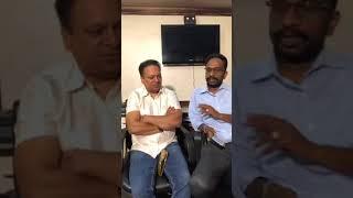 Director Mahesh Babu Talks on Athiratha Movie