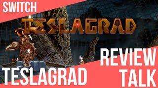 REVIEW TALK | Teslagrad (Switch)