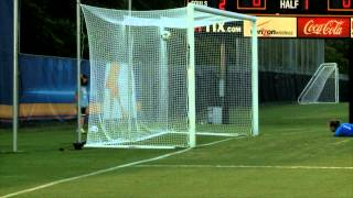 Tennesseee Soccer: Samford Highlights