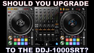 Should You Upgrade from your DDJ-SX3 to DDJ-1000 SRT? 3 Reasons why you may Not Want to