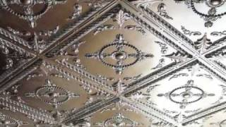 Glue-up, Nail Up Ceiling Tiles- DIY