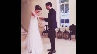 Свадьба Кадира Догулу и Неслихан Атагюль