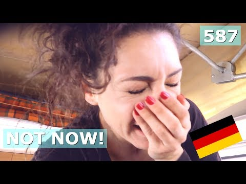THIS DID NOT HAPPEN! GERMANY DAY 587 | TRAVEL VLOG IV