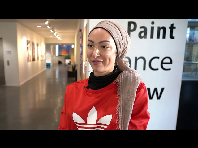 Amirah Sackett, Muslim American hip-hop dancer — Beyond the Stage