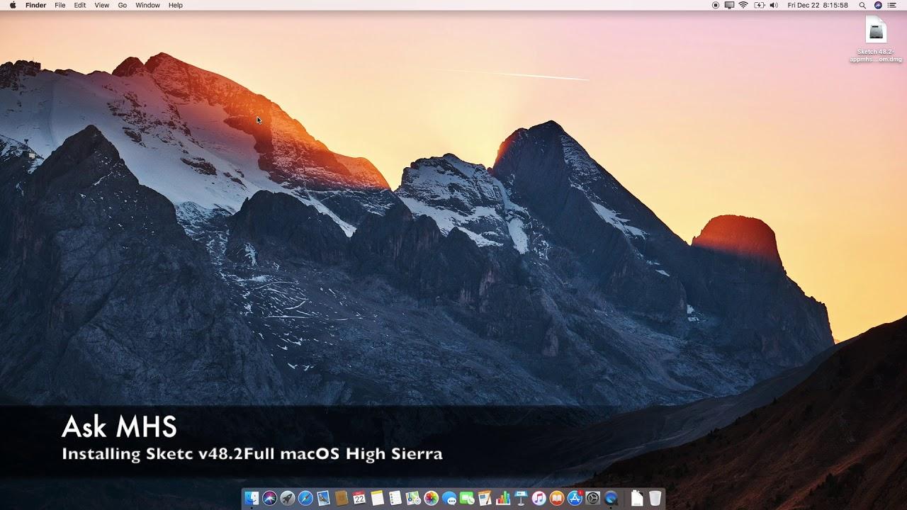Office for mac high sierra