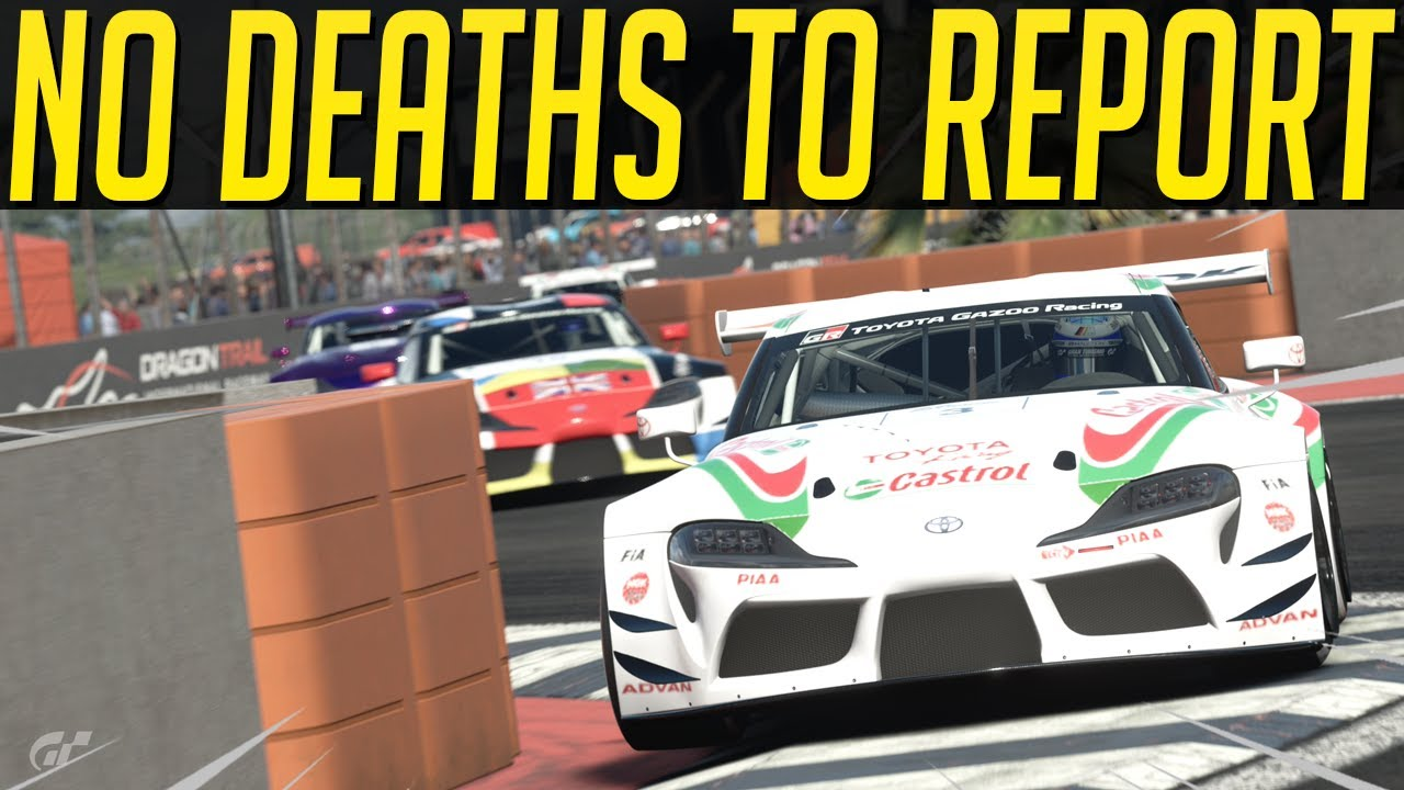 Gran Turismo Sport: The Death Chicane... but There's No Deaths