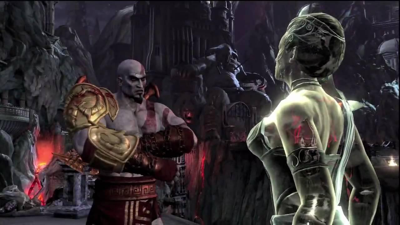 God of War III - Ep5: The Underworld and... Athena? - YouTube