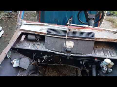 RB25 Datsun 521 Drift Build Pt3 (stripped Interior)
