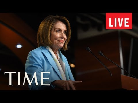 Nancy Pelosi Is Poised To Become House Speaker In The New Year | LIVE | TIME